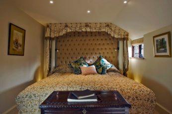 Hever Castle,new bedroom & bathrooms