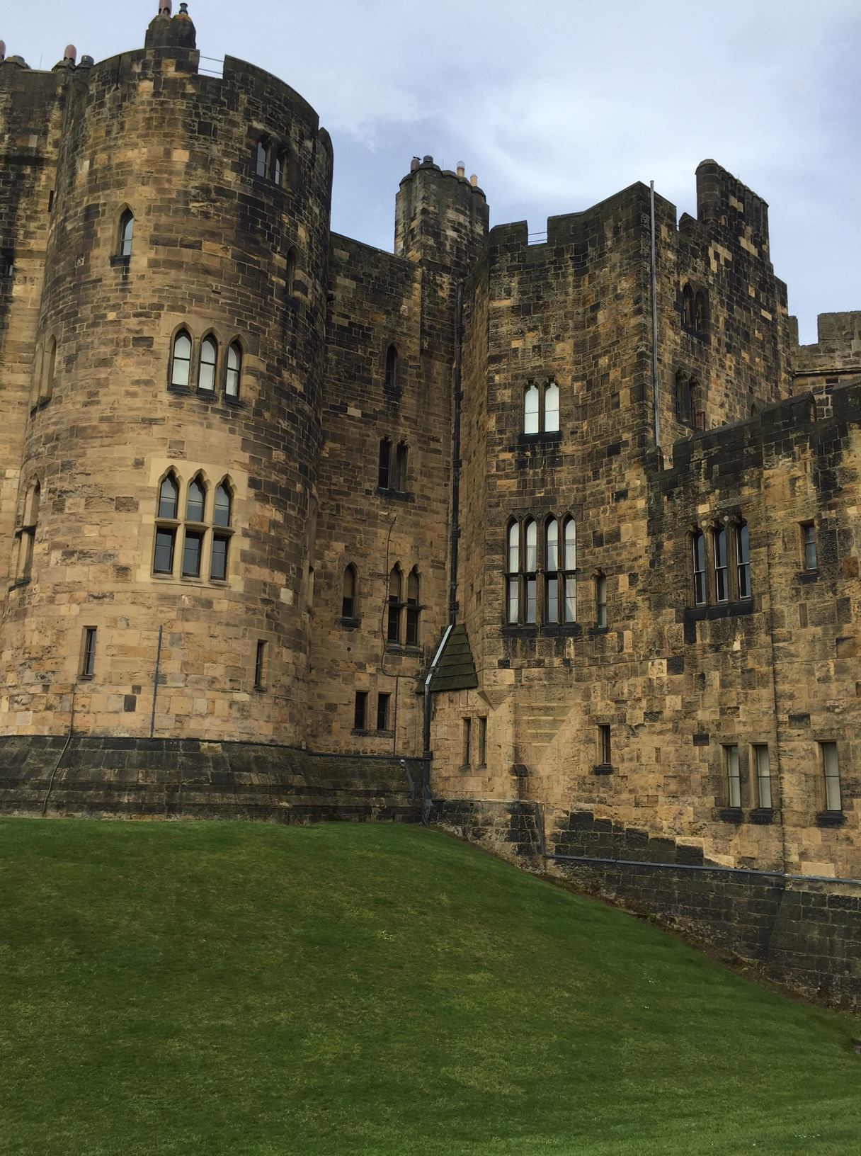 Road trip day 1: Newcastle, Alnwick and the Treehouse Restaurant ...