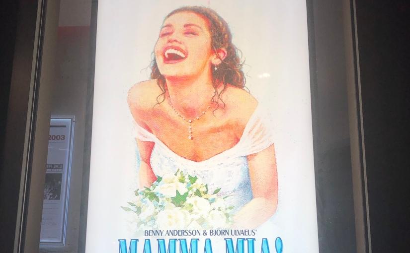 Mamma Mia…here we goagain